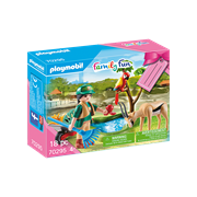 Playmobil Zoo Gift Set (70295)
