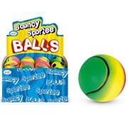 Printed Rainbow Ball 63cm (B187)