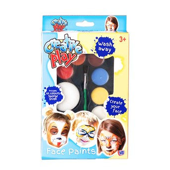 creative play Face Painting Kit (1372241)
