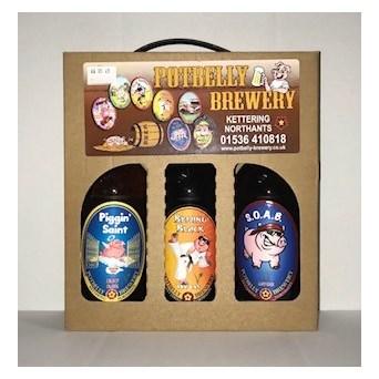 3 Bottled Beer Gift Pack
