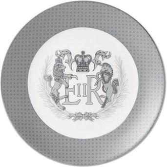 Diamond Jubilee Plate (00758)
