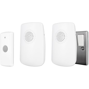 Uni-com Portable & Plug In Door Chime Set (63766)