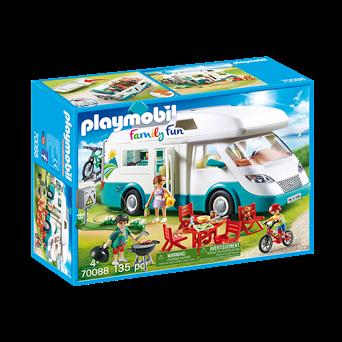 Playmobil Family Camper (70088)
