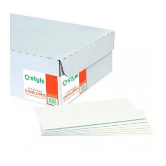O'style S/s Envelopes White C5 500s (792780)