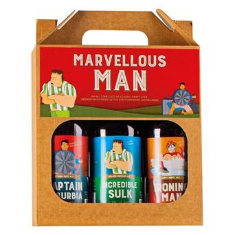 Cottage Delight Marvellous Man Ales 500ml 2020 3pack (CD840017)