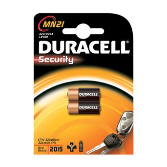 Duracell Mn21 A23 Battery 2s (MN21B2)