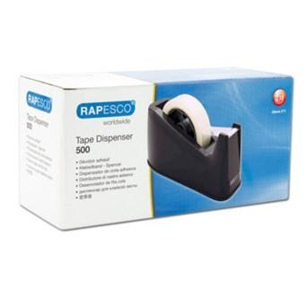 Rapesc0 Rapesco Tape Dispenser Boxed - Large Large (RPTD500B)