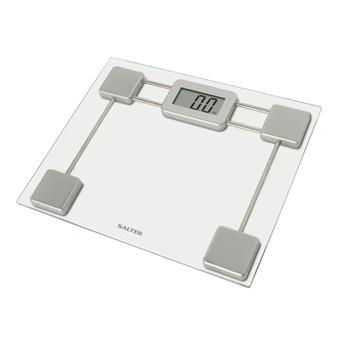 Salter Glass Bathroom Scale 9081sv (9081SV3R)