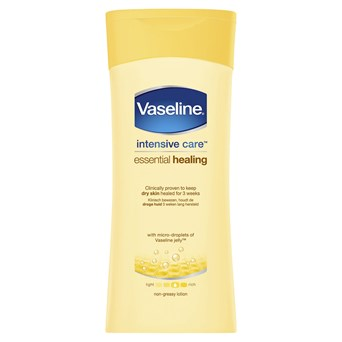 Vaseline Essential Healing Lotion 400ml (TOVAS514)