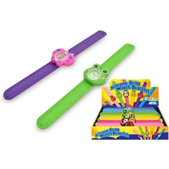 Silicone Snap Watch (TY1722)