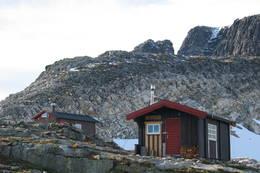 Vasstindbu - Foto: Molde og Romsdals Turistforening
