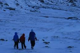 Norge på langs, høst 2011Fitjaflatane, Vinje -  Foto: Gunnar Alberg