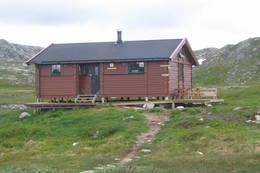 Gammelhytta - Foto: Bodø og Omegns Turistforening