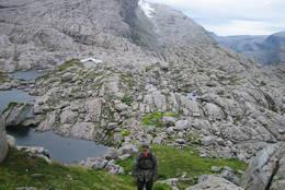 Blåbrebu - Foto: Flora Turlag