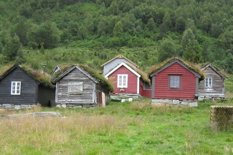Støylshusa