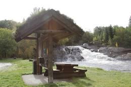Kleivfossen - Foto: Visit Innherred