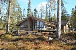 Fønhuskoia - Foto: Fredrik Bjønness