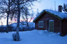 Gåstjønnåshytta - Foto: Ukjent