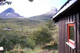 Lurfjellhytta - Foto: Eva Breuer
