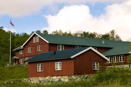 Mogen turisthytte -  Foto: DNT Telemark