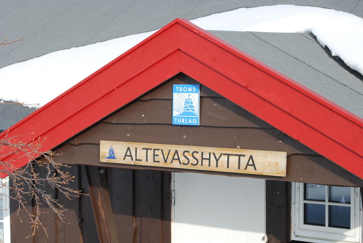 Troms Turlag driver Altevasshytta