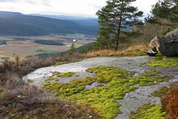Treskjeberget - Foto: Leif Krosshaug