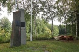 Jørstadelva krigsminn - Foto: Visit Innherred
