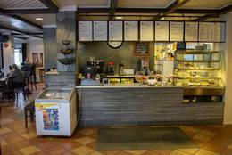 Kafe Midtpunktet - Foto: Visit Innherred