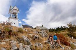 Søndre Langåra tåkeklokke er det eneste tåkeklokkeanlegget i landet det er mulig å bo på.