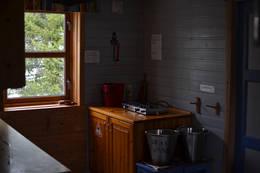 Kjøkkenkroken - Foto: Hallgrim Rogn
