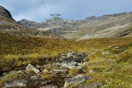 Store Trolla er det høyeste fjellet i Trollheimen. -  Foto: Oddveig Torve