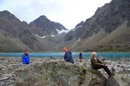 Blåvatnet - Foto: Tine Marie Hagelin
