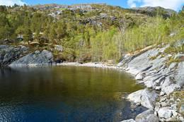 Bergtur Til Øvre Vatnvatnet -  Foto: Tursiden for Bodø og Salten