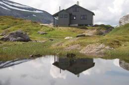 Longevasshytta - Foto: Kjell O. Hjellebrekke