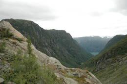 Buerdalen - Foto: DNT ung Bergen