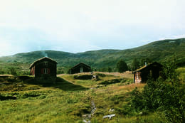 Vassendsetra -  Foto: Trondhjems Turistforening