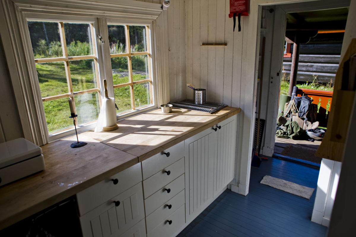Kjøkkenkroken