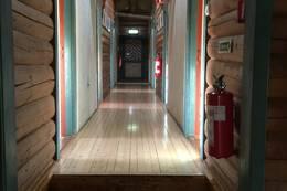 30 soveplasser fordelt på 8 rom - Foto: Janet Bydal