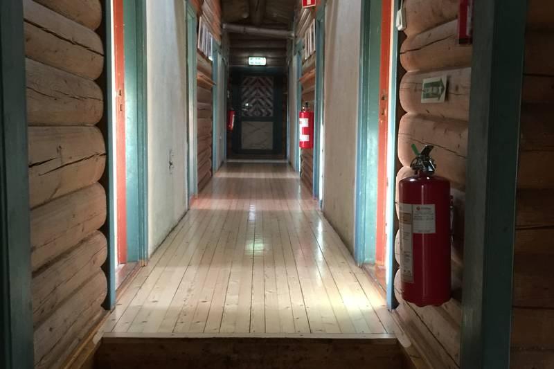 30 soveplasser fordelt på 8 rom