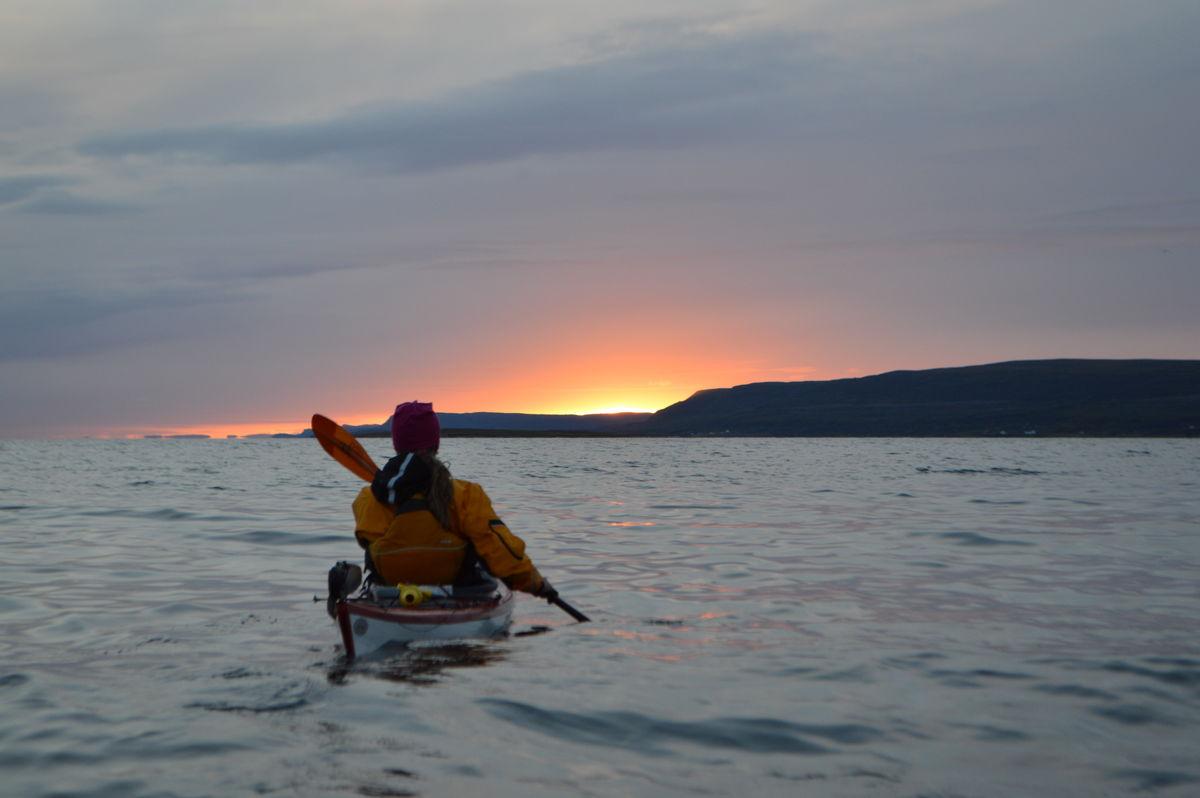 Varangerfjorden kan være vakker som få