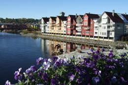 Steinkjer sentrum - Foto: Visit Innherred AS