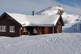 Nipebu i vinterferien - Foto: Ukjent