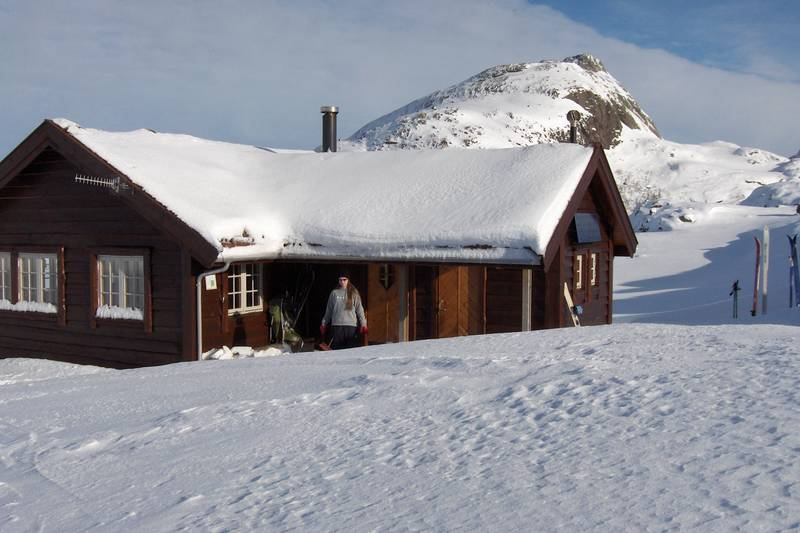 Nipebu i vinterferien