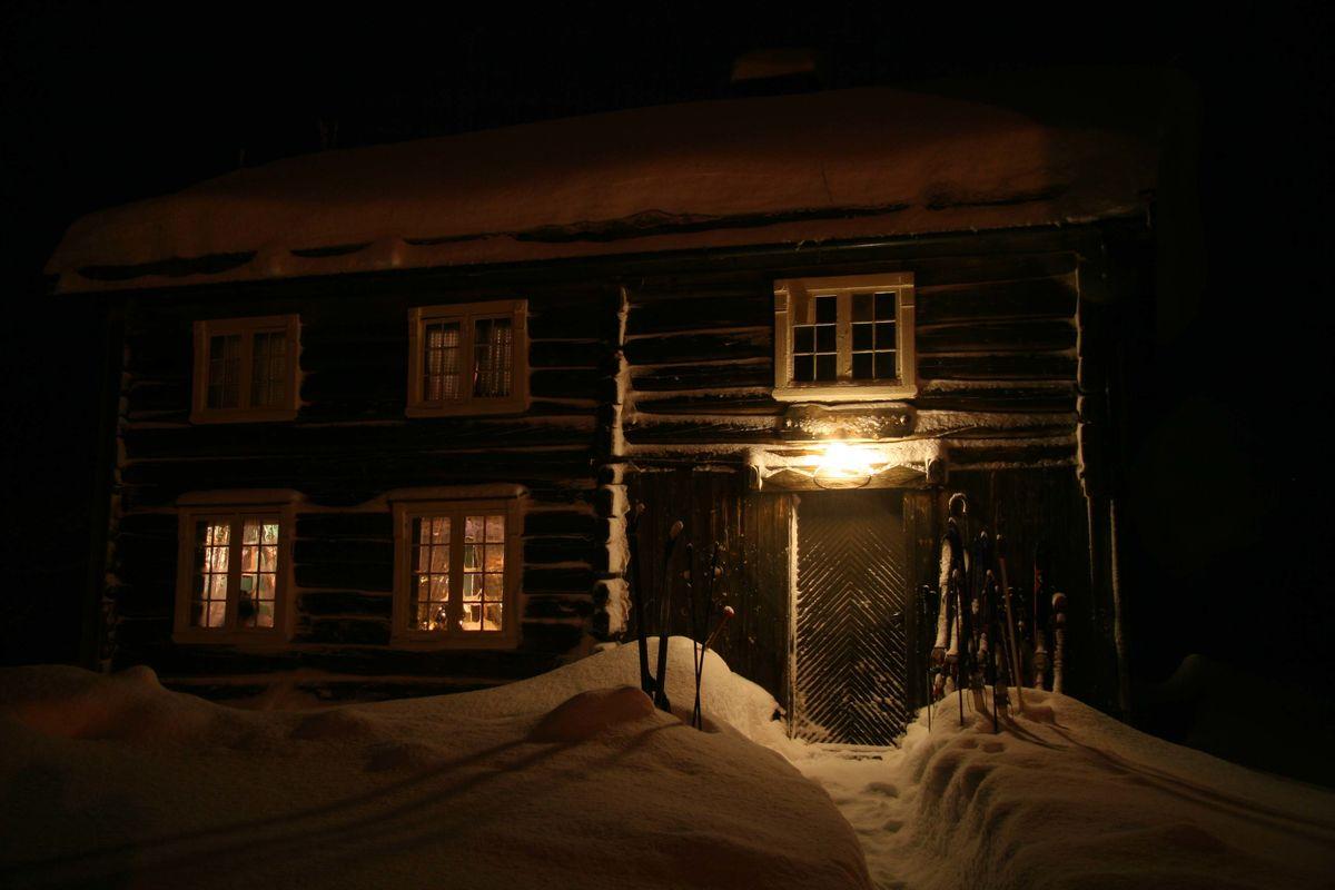 Malastua heter den selvbetjente hytta på Kårvatn gård.