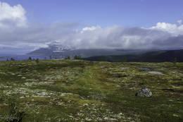 Utsikt mot Tilthornet - Foto: Kjell Fredriksen