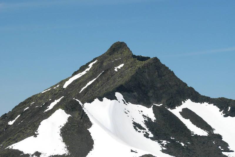 Utsikt fra Storsola mot Storsylen