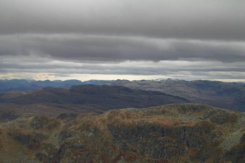 Utsikt fra Hustveitsåta