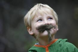 En lett tur, ta med barna og nyt naturen i Hemsedal! -  Foto: Nils Erik Bjørholt