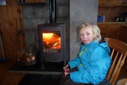 Kjempegod ovn på Storevassbu! <br />Hilsen Tobias - Foto: olaf &#229;rthun