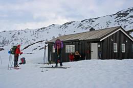Middalsbu - Foto: Haugesund Turistforening